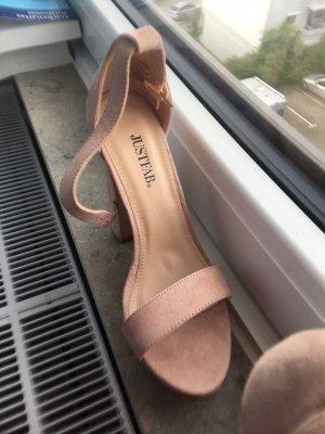 High heels neu Nude