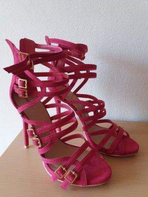 High Heels pink Gr. 39