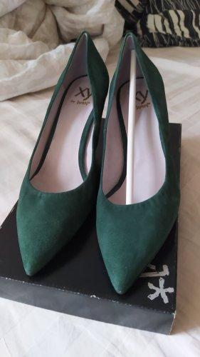 High Heels Pumps grün XYXYXY