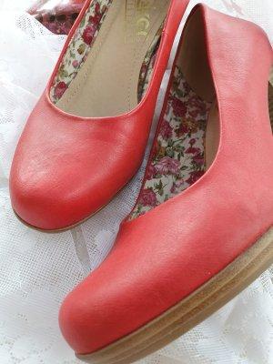high heels Pumps rote Stöckelschuhe