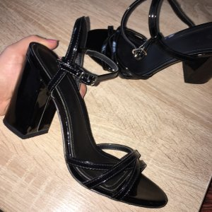 High Heels - Pumps - Schwarz Lack