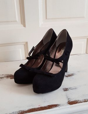 High Heels Pumps Velour