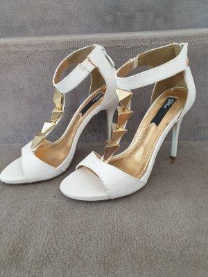 Blink High Heels white