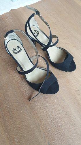 High-Heels, Sandaletten, Only Pink, Gr. 39