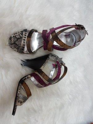 high heels schlangenoptik Neu Gr. 36