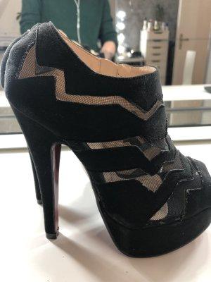 High Heels schwarz