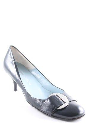 High Heels schwarz schlichter Stil