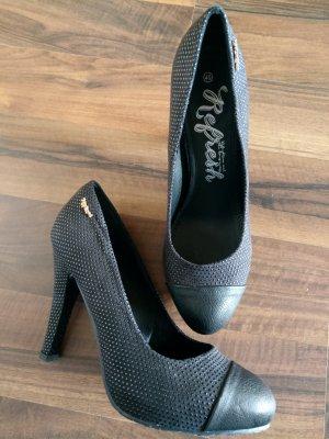 High Heels, schwarz, wie neu