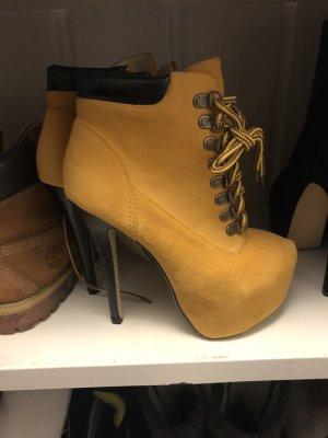High Heels Stieflette