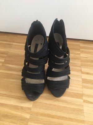 Belmondo Hoge hakken sandalen zwart