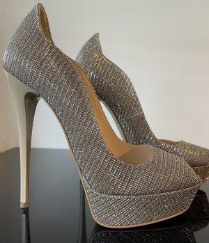 High Heels Vera Pelle
