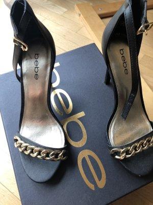 bebe High Heels black