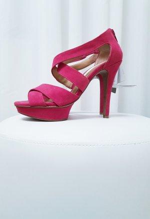 Mango High Heels pink