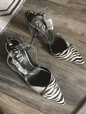 High Heels Zebra