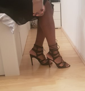 High heels zum schnüren