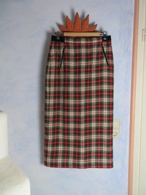Hirsch Maxi Skirt multicolored mixture fibre