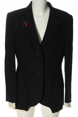 High - Everday Couture by Claire Campbell Klassischer Blazer black