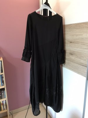 High - Everday Couture by Claire Campbell Longsleeve Dress black