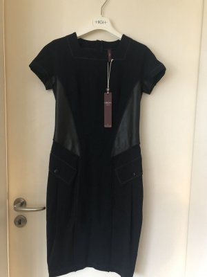 High - Everday Couture by Claire Campbell Pencil Dress black
