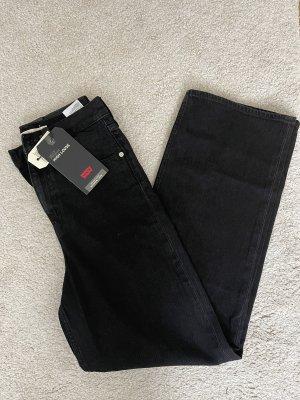 Levi's Pantalón de campana negro