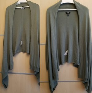 High/Low Open Front Cardigan von DKNY (M)