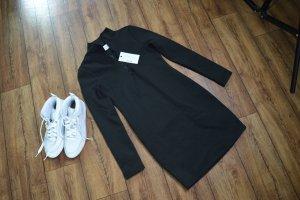 High Neck Zip Dress Hannalicious x NA-KD Schwarz 38