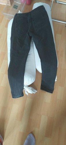 Vero Moda Pantalone peg-top grigio scuro