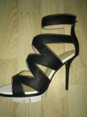 """High-Sandalen """"Gwen Stefani"""" Gr. 40 Neu"""