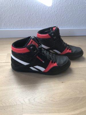High Top Reebok Sneakers