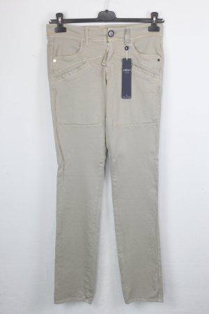 High Use Jeans Gr. 38 beige NEU (*)