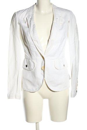 High Use Übergangsjacke weiß Casual-Look