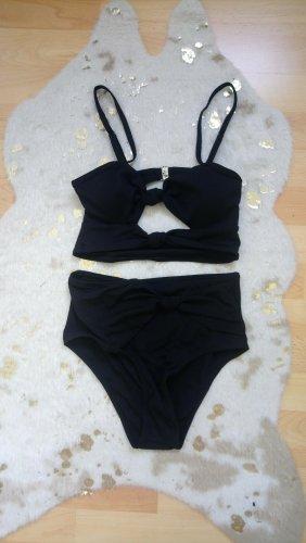 SheIn Bikini negro