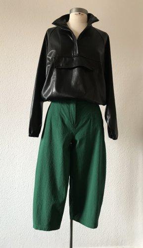 Mango Pantalone culotte verde bosco