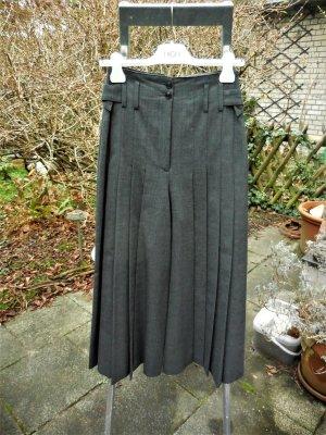 Gaddis Falda pantalón gris oscuro Lana