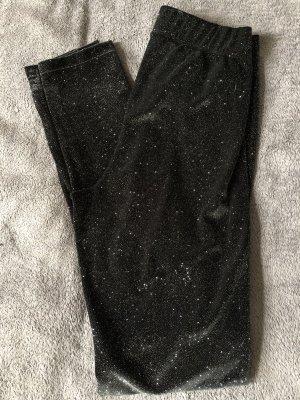 Calzedonia Leggings nero-argento