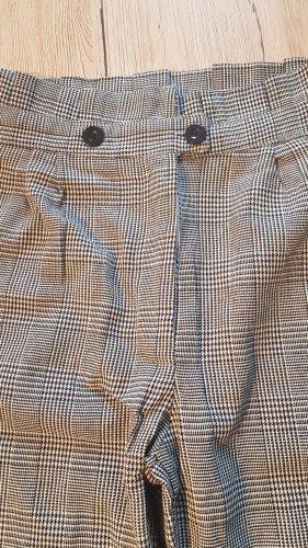 Pantalon taille haute gris