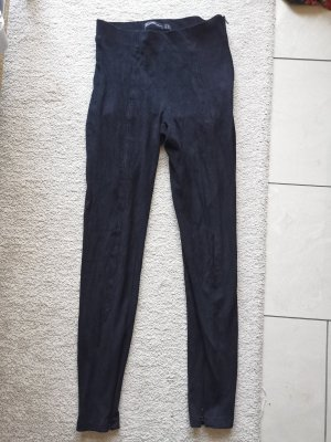 Zara Trafaluc Pantalon taille haute noir