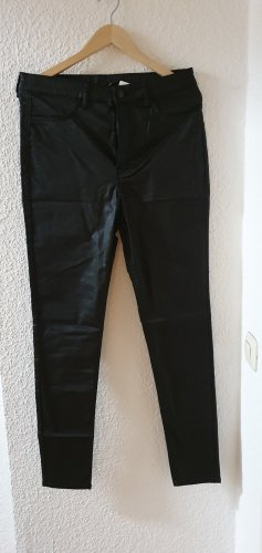 H&M Pantalone a sigaretta nero