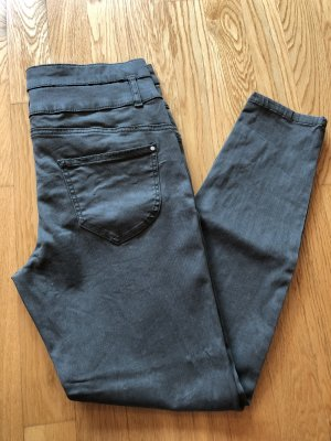 Yessica Hoge taille jeans veelkleurig
