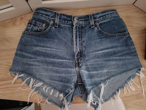 High Waist Hot pants von Levis