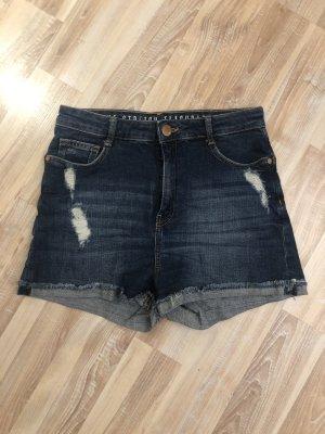 Cotton On Shorts dark blue