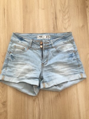 New Yorker Short babyblauw