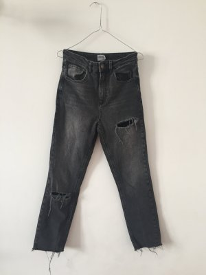 High Waist Jeans 26/32 Asos destroyed Slim Mum Jeans