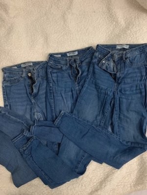 High-Waist Jeans 3er Set