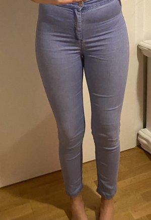 Tally Weijl Jeans taille haute bleu clair