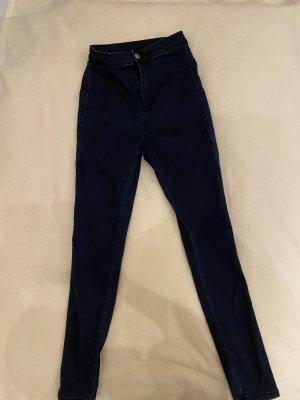 High waist jeans asos