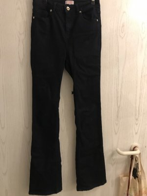 Ted baker Hoge taille jeans donkerblauw