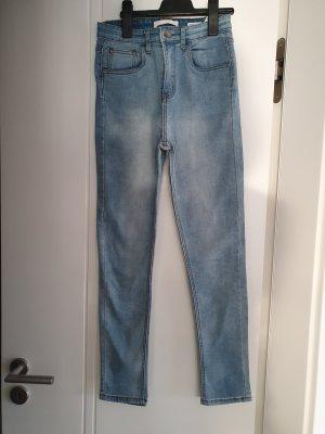 Daysie High Waist Jeans azure