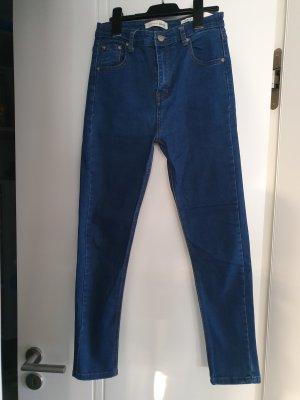 Daysie High Waist Jeans dark blue