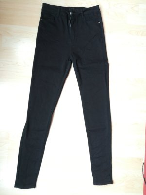 Pantalone elasticizzato nero